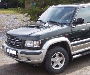 Isuzu Trooper photo 1