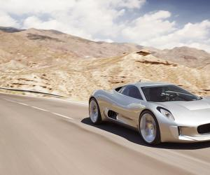 Jaguar C-X75 photo 1