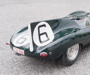 Jaguar D-Type photo 2