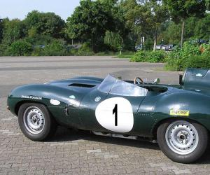 Jaguar D-Type photo 4