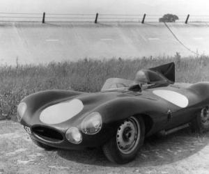 Jaguar D-Type photo 6