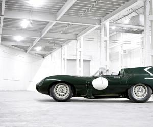 Jaguar D-Type photo 8