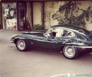 Jaguar E-Type photo 6