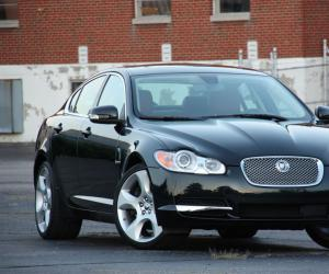 Jaguar XF photo 5