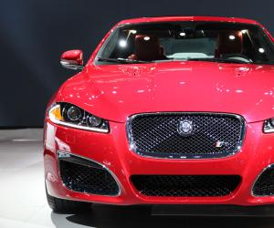 Jaguar XF photo 13
