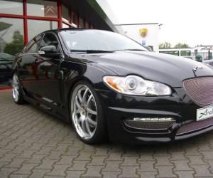Jaguar XF 4.2 SV8 photo 3