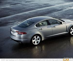 Jaguar XF 4.2 SV8 photo 7