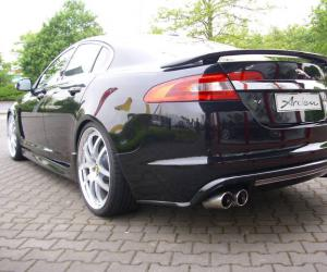 Jaguar XF 4.2 SV8 photo 8