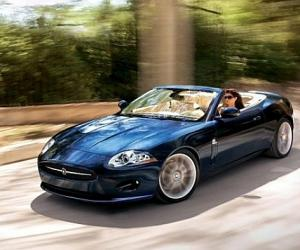 Jaguar XK photo 8
