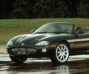 Jaguar XK photo 12