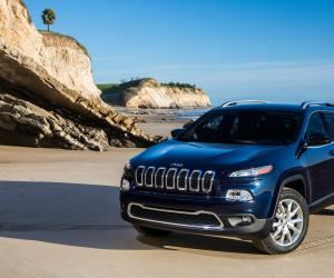 Jeep Cherokee photo 1