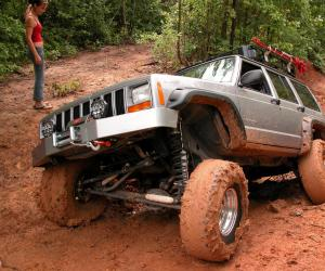 Jeep Cherokee photo 9