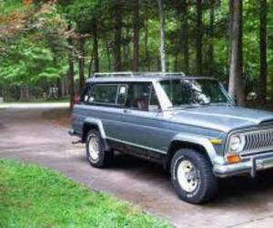 Jeep Cherokee Chief photo 9