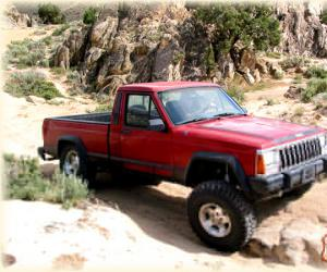 Jeep Comanche photo 1