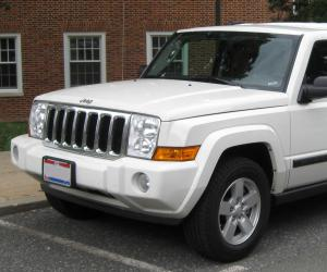 Jeep Commander photo 1