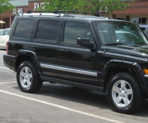 Jeep Commander image #3