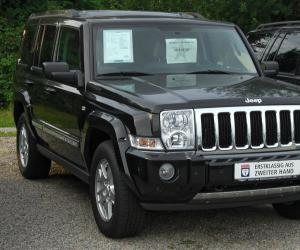Jeep Commander 3.0 CRD image #1