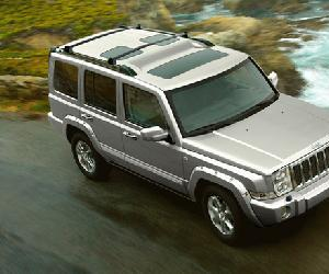 Jeep Commander 3.0 CRD image #11