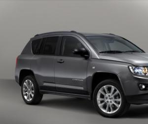 Jeep Compass Overland photo 2
