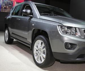 Jeep Compass Overland photo 5