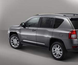 Jeep Compass Overland photo 6