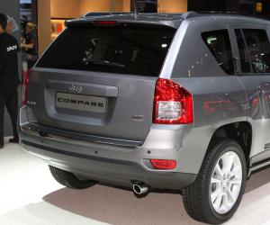 Jeep Compass Overland photo 10