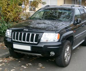 Jeep Grand Cherokee WJ photo 2