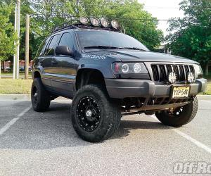 Jeep Grand Cherokee WJ photo 3