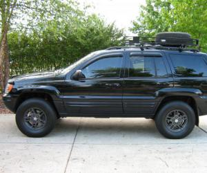 Jeep Grand Cherokee WJ photo 4