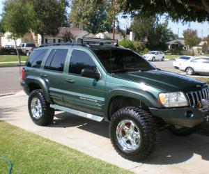Jeep Grand Cherokee WJ photo 5