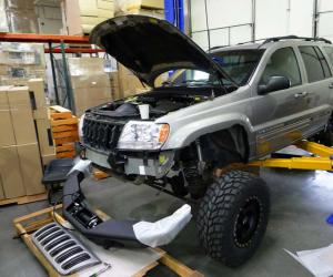 Jeep Grand Cherokee WJ photo 6