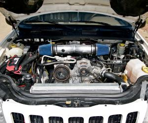 Jeep Grand Cherokee WJ photo 7