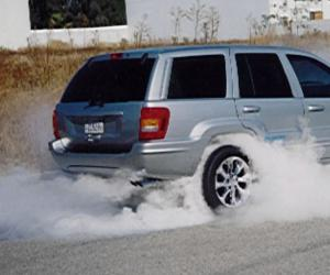 Jeep Grand Cherokee WJ photo 8