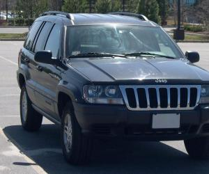 Jeep Grand Cherokee WJ photo 9