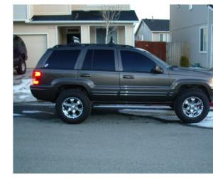 Jeep Grand Cherokee WJ photo 13