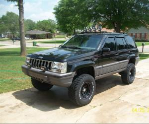 Jeep Grand Cherokee ZJ photo 2