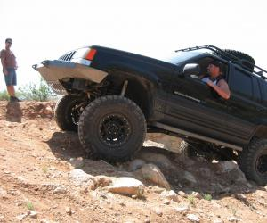 Jeep Grand Cherokee ZJ photo 6