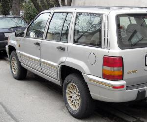 Jeep Grand Cherokee ZJ photo 7