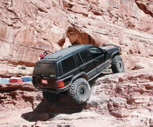 Jeep Grand Cherokee ZJ photo 8