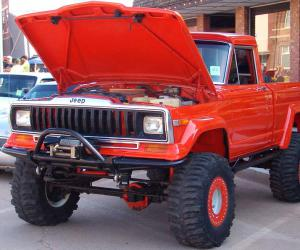 Jeep Honcho photo 4