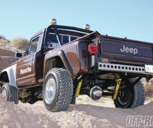 Jeep Honcho photo 6