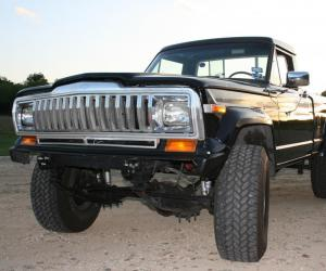 Jeep Honcho photo 9