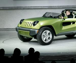 Jeep Renegade photo 1