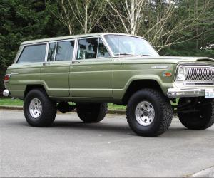 Jeep Wagoneer photo 5
