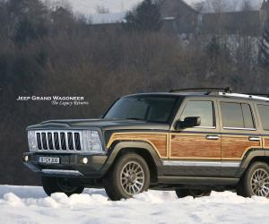 Jeep Wagoneer photo 8