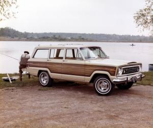 Jeep Wagoneer photo 13