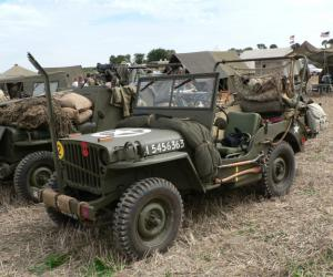 Jeep Willys photo 1
