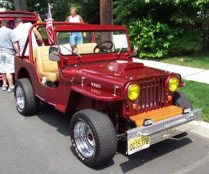 Jeep Willys photo 2