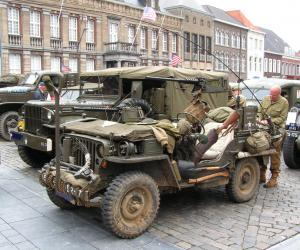 Jeep Willys photo 3