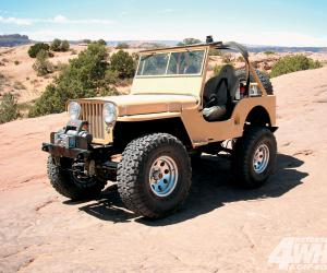 Jeep Willys photo 6